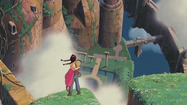 天空之城--口哨